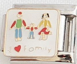 FAMILY CHARMS 1