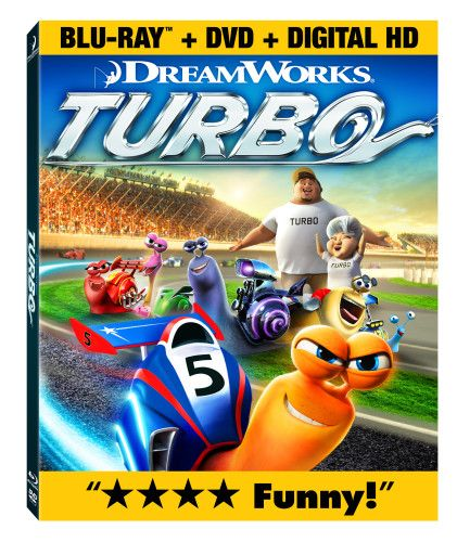 Turbo Bluray/DVD US/Can 12/7