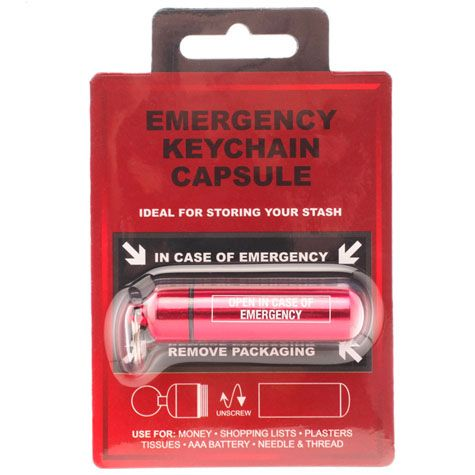 GET IT NOW Emergency Keyring from City Beach Australia