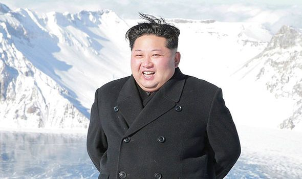 Kim Jong-un threatens to RAMP UP North Korea's nuclear arsenal in WW3 warning