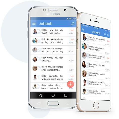 We at Jail mail app provide the easiest and simplest way to help you to #communicate with your spouse without visiting her in a original manner.
