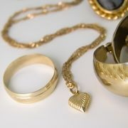 How to Clean Gold-Plated Silver Jewelry