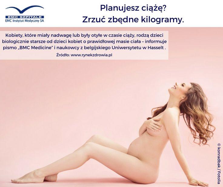Kochane dziewczyny mamy ważną informację. Być może w nowym roku planujecie zajść w ciążę? Jeśli tak, pamiętajcie by zachować prawidłową masę ciała ( BMI nie może przekraczać 25). A jeśli ważycie za dużo, warto zrzucić zbędne kilogramy przed ciążą.