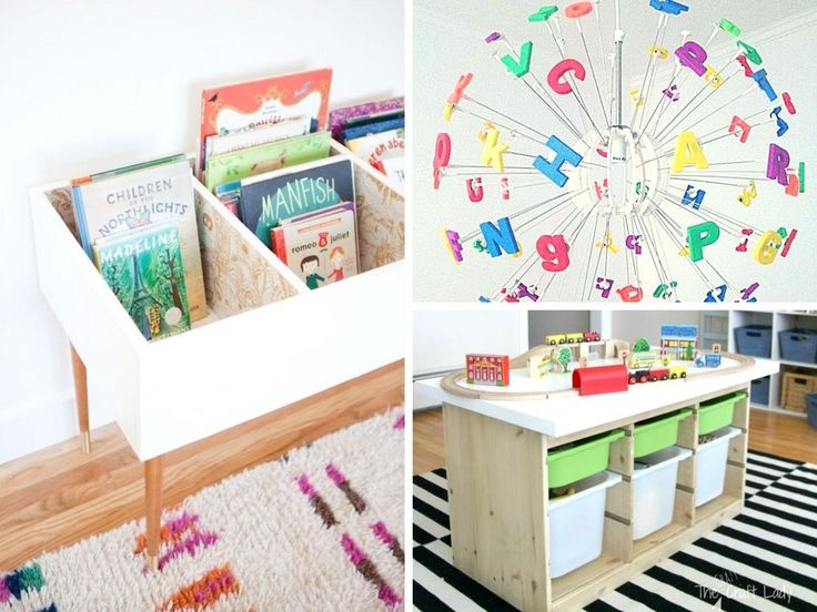 You won't believe these kids Ikea hacks that'll save you major money and can be finished in one afternoon! DIY ideas for beds, bookshelves, craft tables...