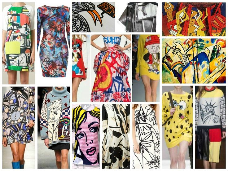 prints for FG Flamboyant Gamine by Kibbe - place your face foto onto collage