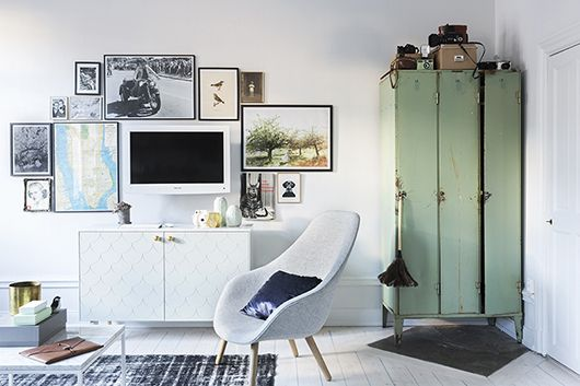 industrial modern mix / therese winberg