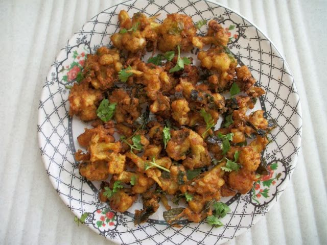 Spiced Cauliflower Fry / Quick Gobi Fry
