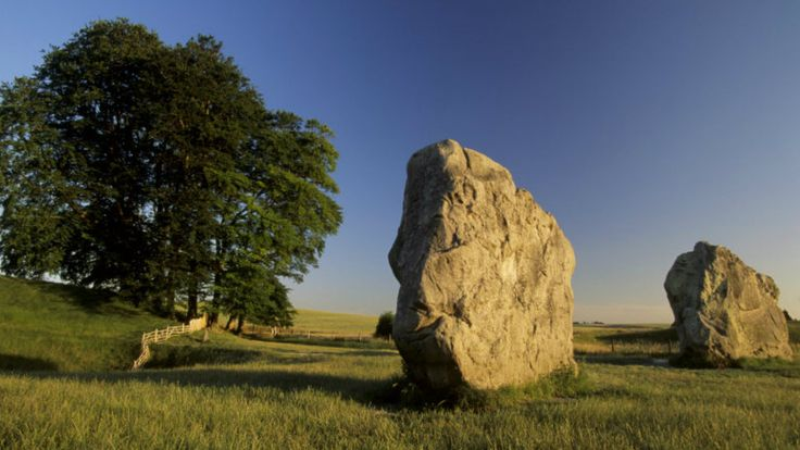 Discover the heart of a prehistoric landscape on a National Trust walking trail at Avebury, Wiltshire