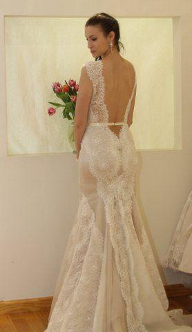 Sexy back!! www.marisabridals.com | Marisa Bridal | Pinterest ...