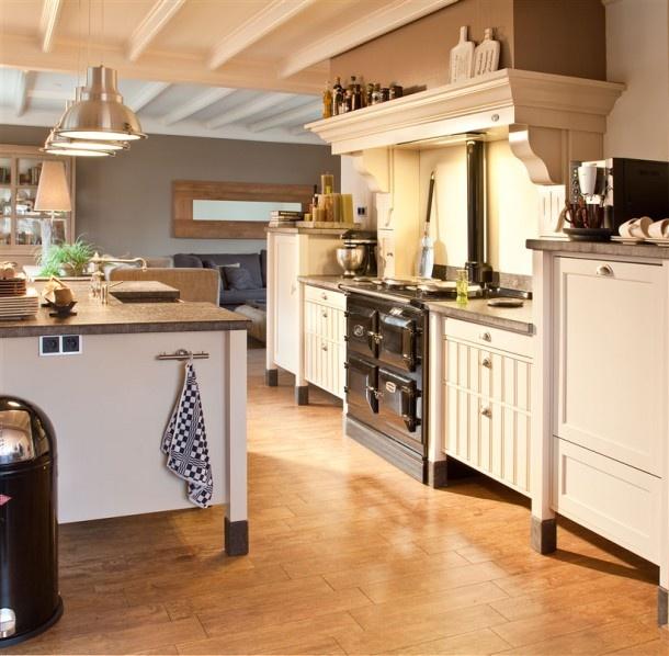 Houten Keuken Creative Kitchen Backsplash Ideas: 58 Best Landelijke Keukens Images On Pinterest