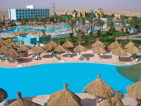 Titanic Resort Hurghada, Egypte 2009