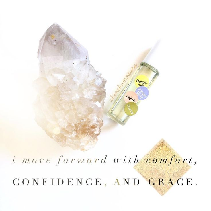 """""""I embody my mind, body, and spirit to release my past and move forward with comfort, confidence…"""""""