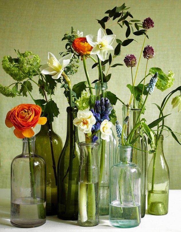 A Flower Arrangement That Brings a Renoir Landscape to Life