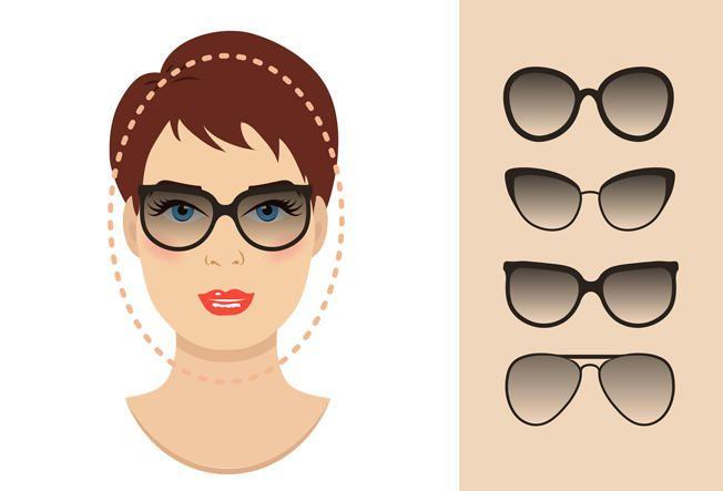 Sunglasses Sale, Cat Eye Sunglasses, Round Sunglasses, Sunglasses Women, Round Face Glasses Frames, Rectangle Face Shape, Fashion Eye Glasses, Oval Faces, Bra Styles