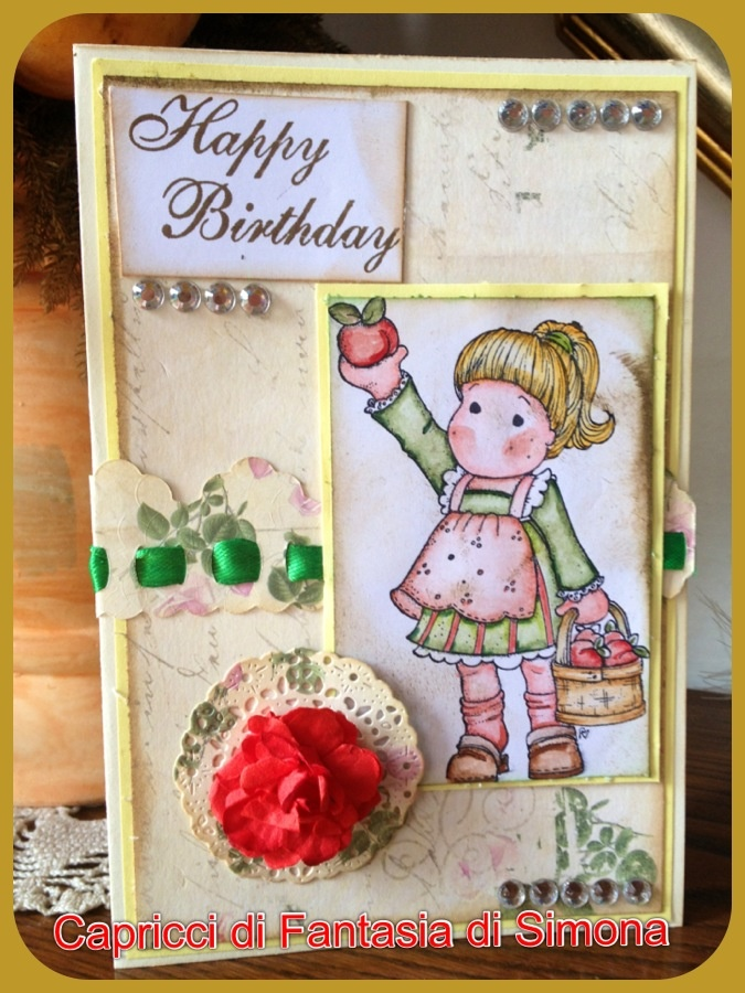 Card compleanno!
