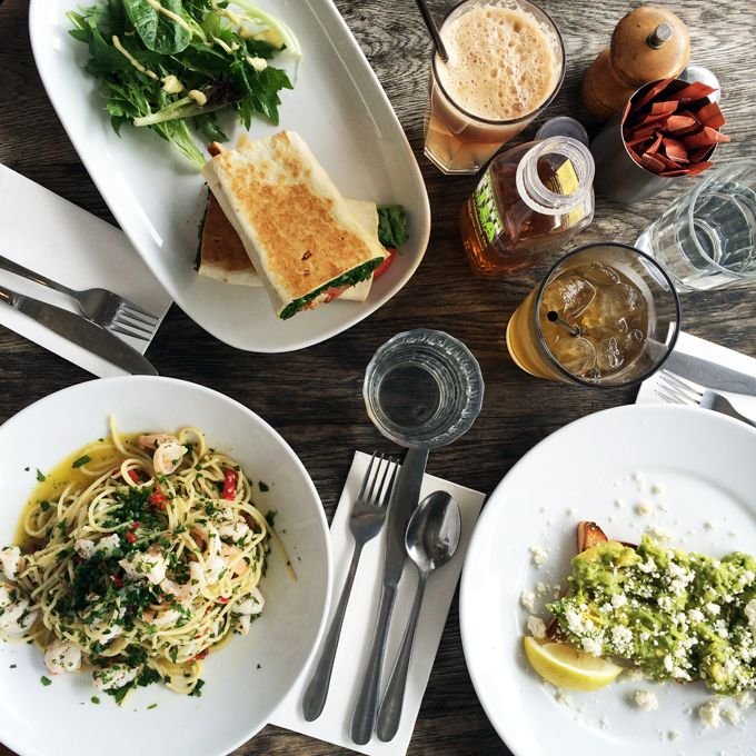 Grapeseed - One of the best Lunch spots in Melbourne just happens to be only about 2min walk from our Melbourne store!!