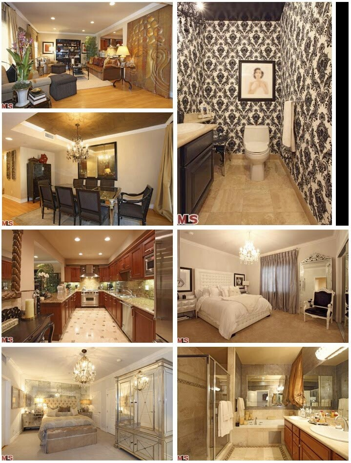 21 best kardashian homes images on pinterest kardashian Decoration maison khloe kardashian