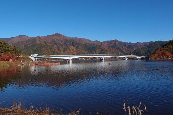 Hồ Kawaguchi tuyệt đẹp Thuộc thị trấn Fujikawaguchiko