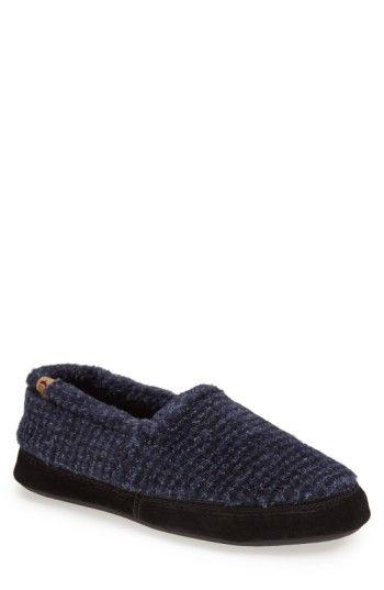 ACORN MOC SLIPPER. #acorn #shoes #