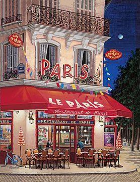 Le Paris  by Liudmila Kondakova