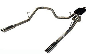 Cherry Bomb 300611 - Cherry Bomb Vortex Cat-Back & Axle-Back Exhaust Systems