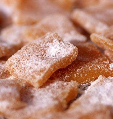 Caramels à l'anglaise, sans oeufs, sans gluten - Recettes de cuisine Ôdélices