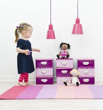 sebra interior for kids - Metallic Kids Room Interior
