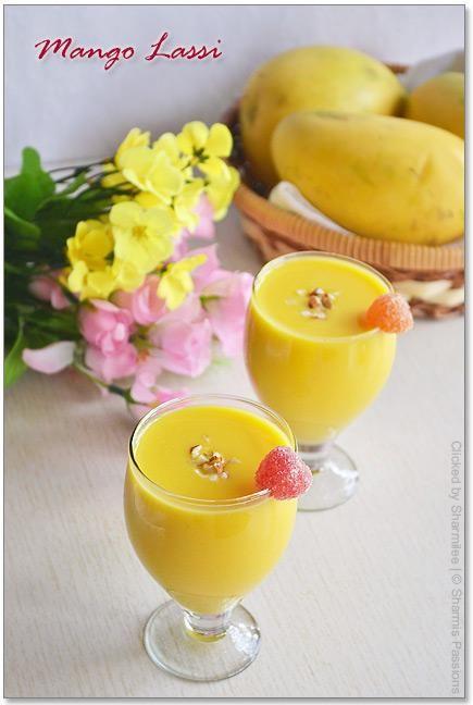 How to Mango Yogurt Smoothie | Drinks Recipe | Pinterest