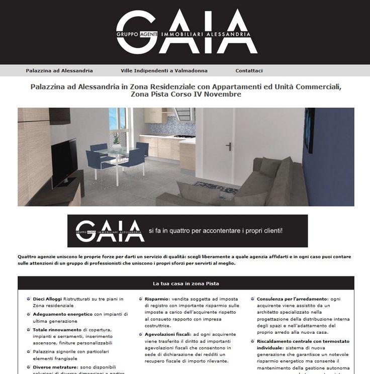 Quattro agenzie immobiliari di Alessandria uniscono le  forze per darti un servizio di qualità.  Palazzina ad Alessandria in Zona Residenziale con Appartamenti ed Unità Commerciali Villette Indipendenti a Valmadonna