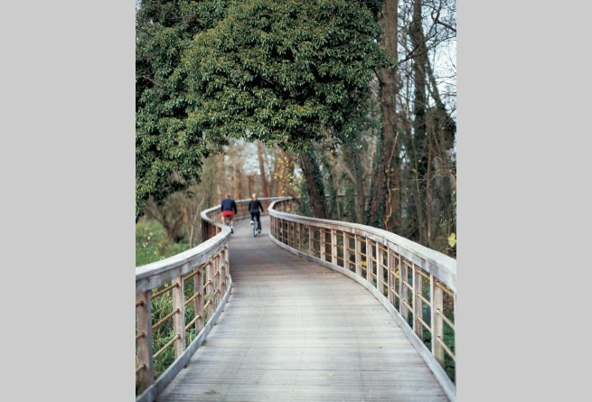 Cycling at the Grove hotel in Hertfordshire | smithandfamily.co.uk