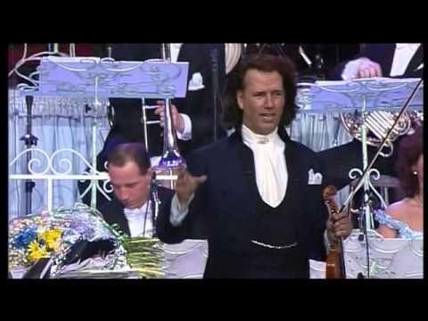 Andre Rieu - Strauss & Co, Valse no 2, La derniere rose (Paris 1998)