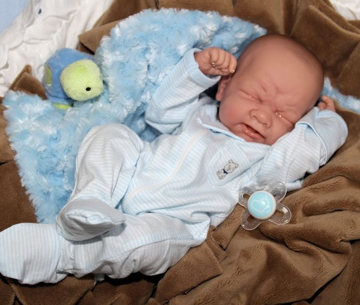 Details about IT'S A BABY BOY! Crying PREEMIE Berenguer