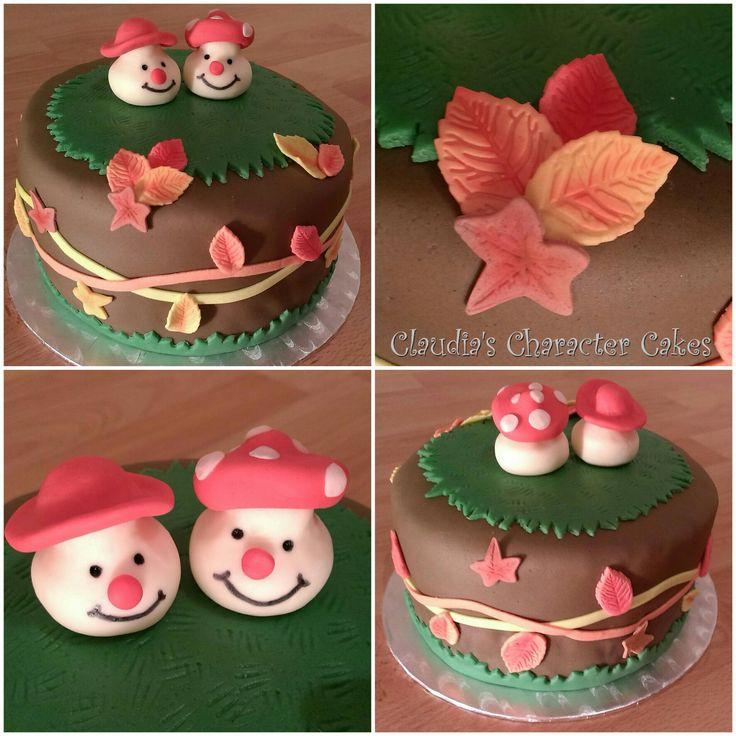 Herbsttorte | Autumn Cake