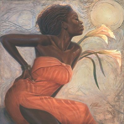 monica stewart black artist | Women Black Art Prints & African American Gifts - 20% Off