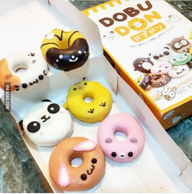 Cutest donuts ever!
