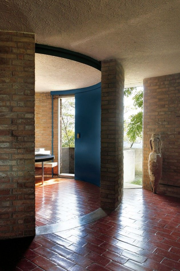 In Urbino you can stay in a building by Giancarlo De Carlo - Gallery | Abitare
