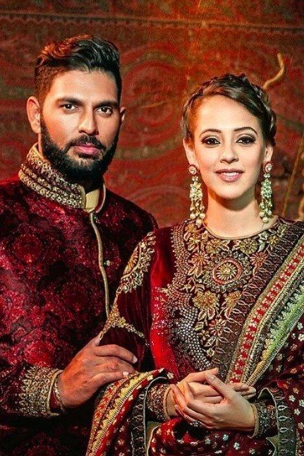 Yuvraj Singh And Hazel Keech Had A Really Cute Gurudwara Wedding; Here Are Photos