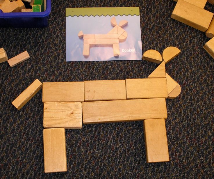 My kids this year love to build. I could put out blocks and little else and they would have a full time of playing and learning.        I th...