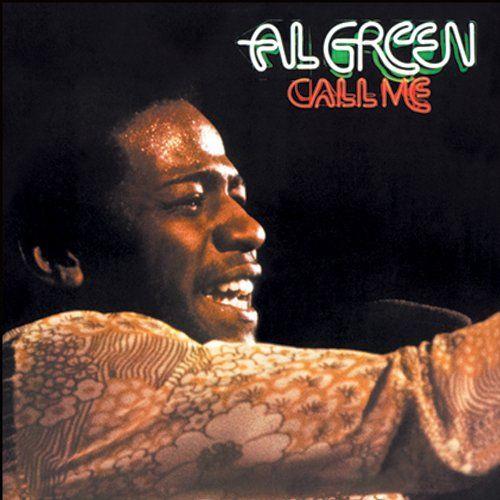 al green | Al Green Call Me Album Cover