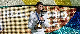 Cristiano mejor deportista europeo del año