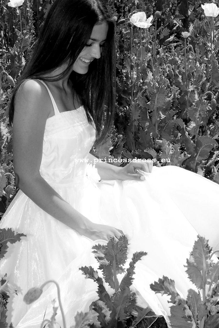 Satin Girl Dress. Dress Sandy. Grease Inspired Dress