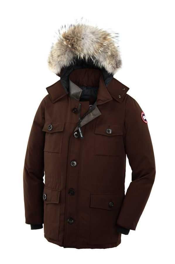 Canada Goose Banff Parka Caribou Men's Jackets