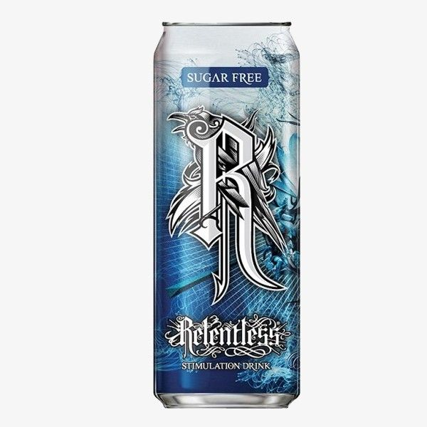 Boost your body any where any time.  Relentless Sugar Free 500ml Pack of 12 Where it started. Our classic, refreshing, great tasting energy drink, formulated to support those who are committed to chasing down their goals with passion and energy. Relentless is an energy drink that helps give you the stamina, focus and drive you need, when you need it.  Price: £11.99 Read here: http://goo.gl/7EI6wb