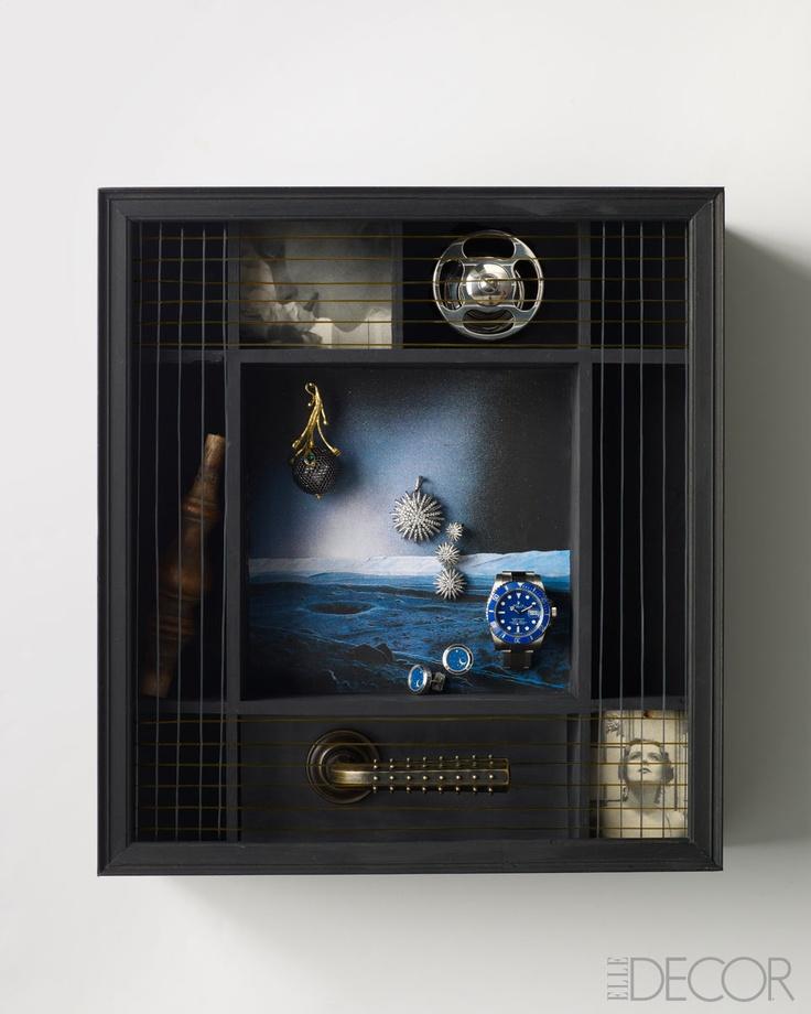 Joseph Cornell Recreations - Luxury Home Hardware - ELLE DECOR