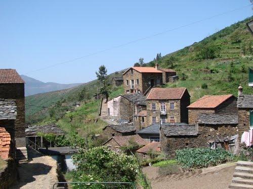 Serra da Estrela genuine village