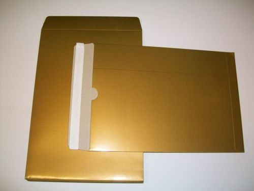 5 X A4 Gold Coloured All Board Mailing Postal Envelopes Mailers 324 X 229mm: Amazon.co.uk: Office Products
