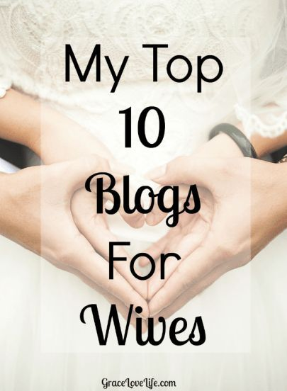 marriage blogs for wives