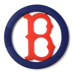 Chewbeads 100% Silicone MLB Gameday Teether - Boston Red Sox - Wells stocking stuffer