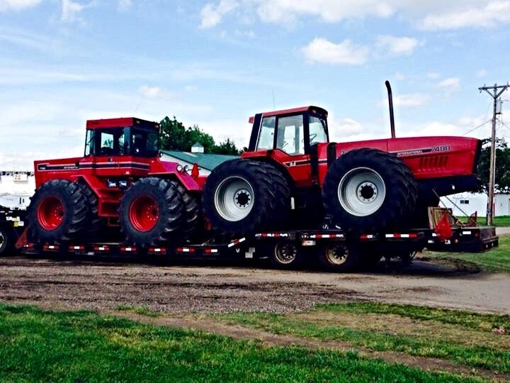 Case Ih 4 Wheel Drive Tractors For Sale / Disc drivers