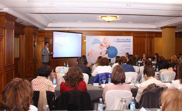 La Fundación Reprofiv organizo el día 17 de diciembre de 2016, la primera jornada sobre reproducción asistida, que tuvo lugar en Toledo, en el Hotel Eurostars Palacio Buenavista.